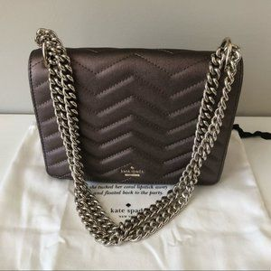 *NEW* Kate Spade Reese Marci Quilted Crossbody